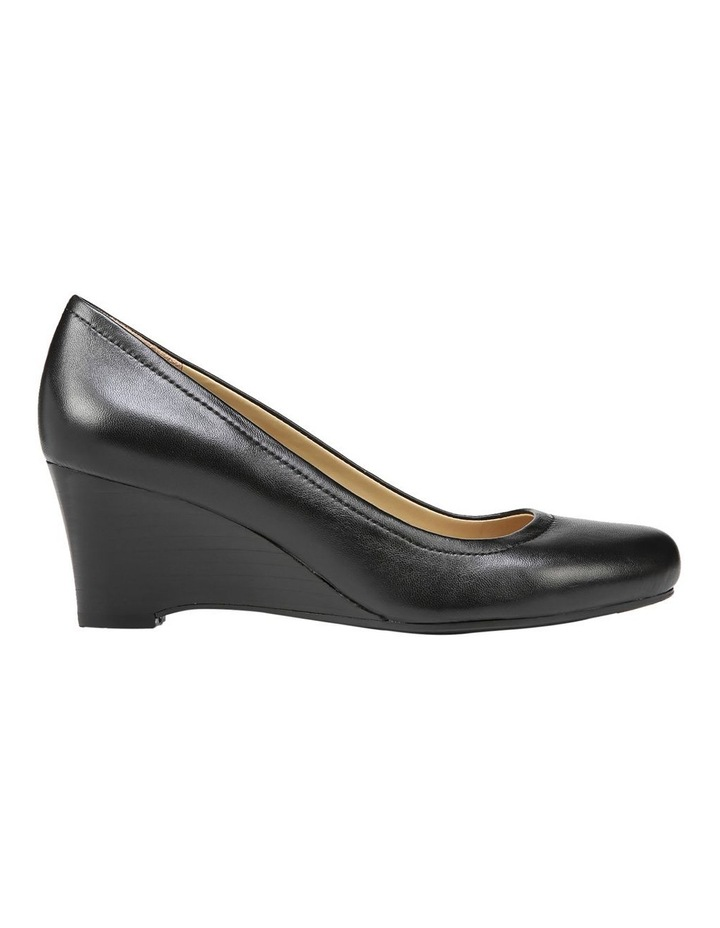 Hydie Black Heeled Shoes image 1
