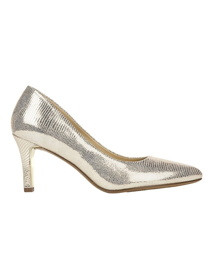 Natalie Rose Snake Heeled Shoes image 1