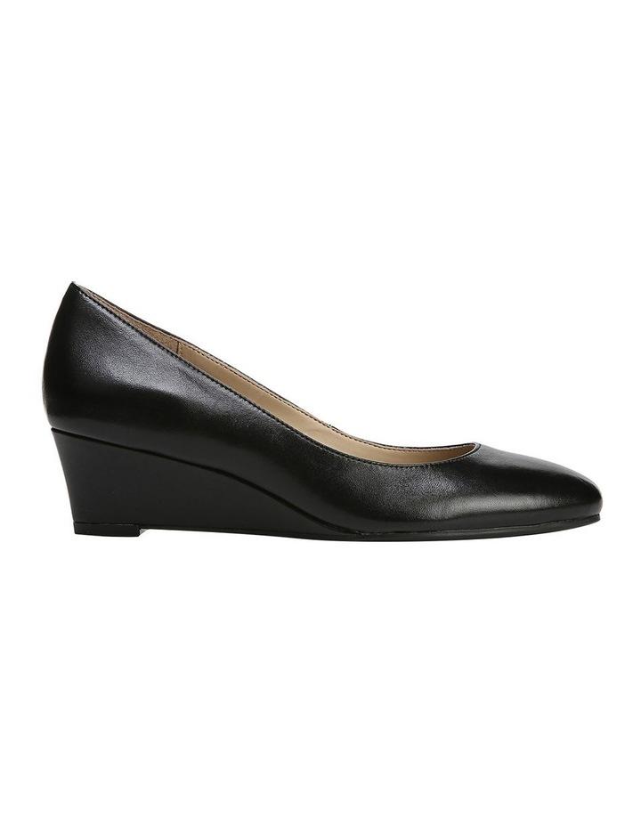 Pilar Black Heeled Shoes image 1