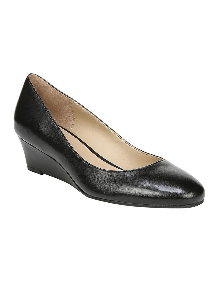 Pilar Black Heeled Shoes image 2
