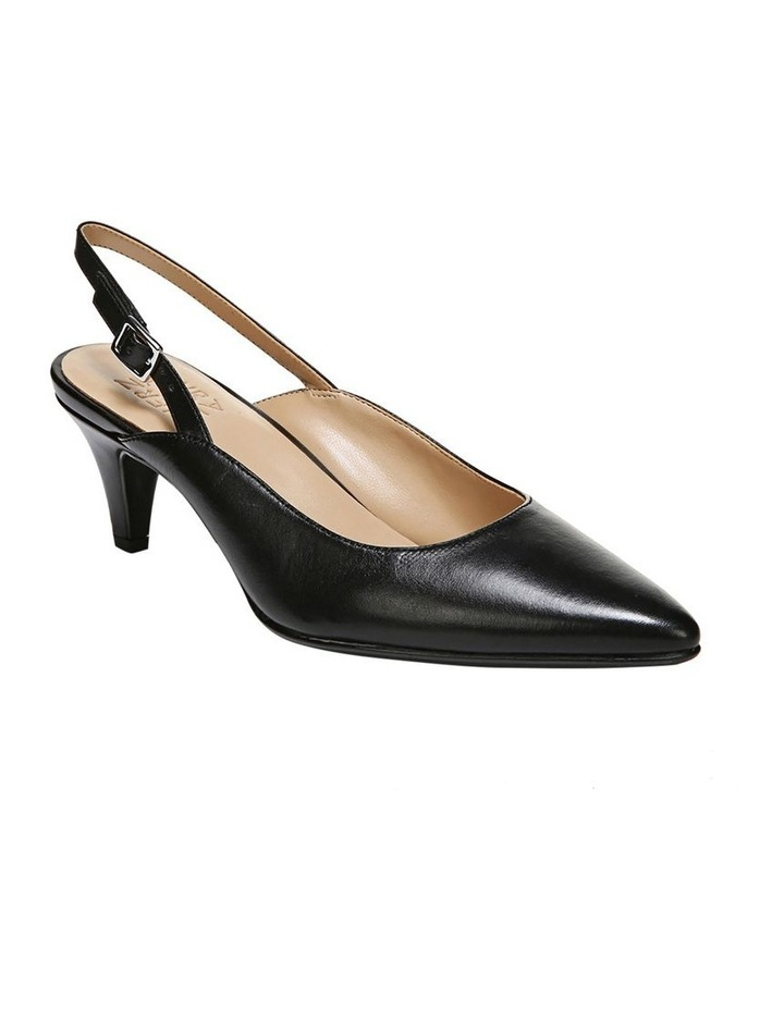 Baylee Black Heeled Shoe image 2