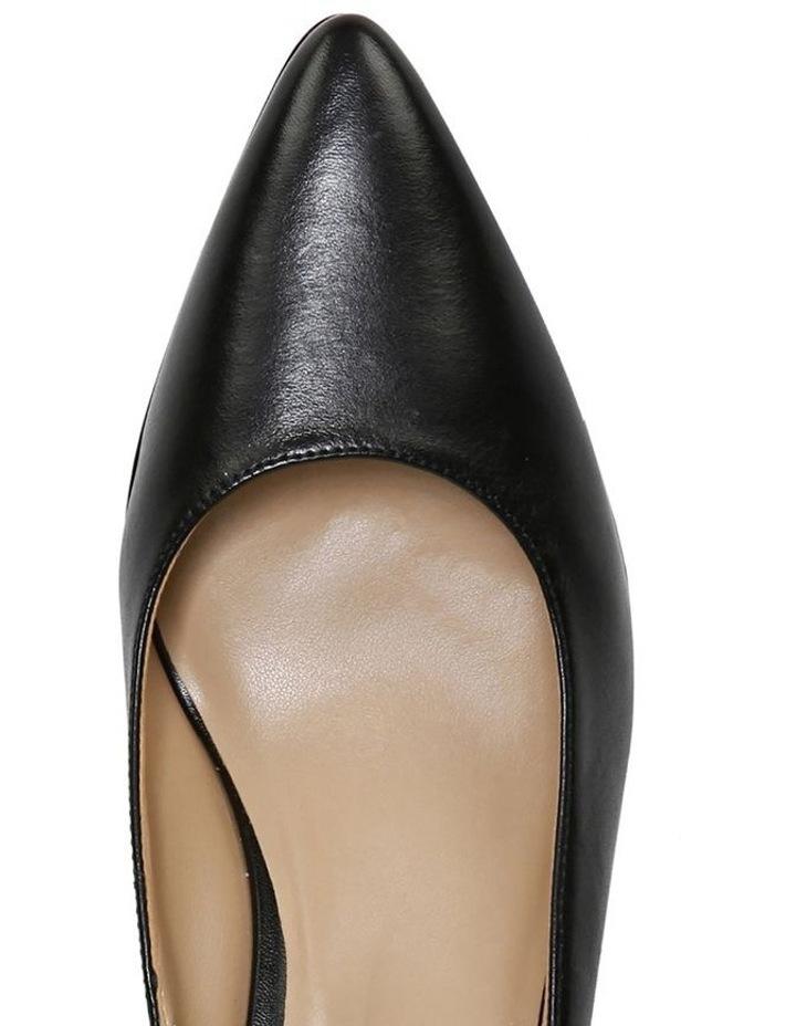 Baylee Black Heeled Shoe image 4