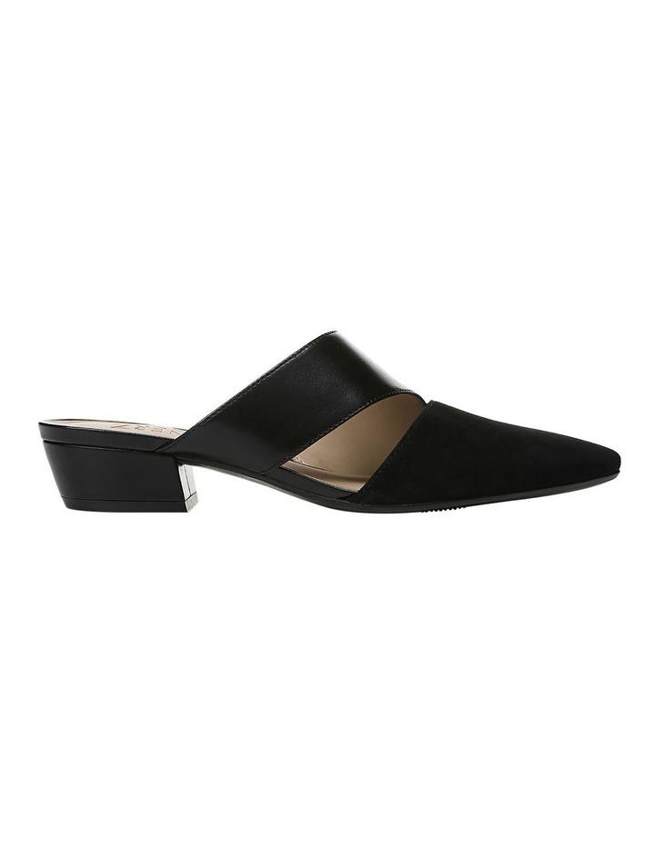 Bev Black Heeled Shoe image 1