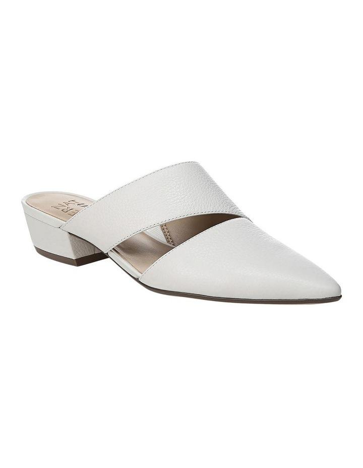 Bev Vanilla Heeled Shoe image 2