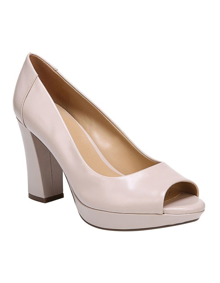 Amie Soft Marble Heeled Shoe image 2
