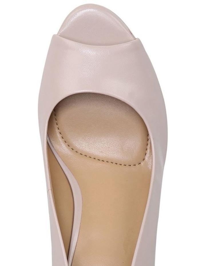 Amie Soft Marble Heeled Shoe image 4