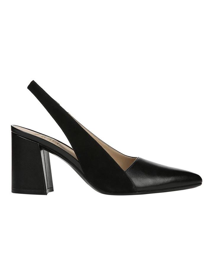 Hannie Black Heeled Shoe image 1