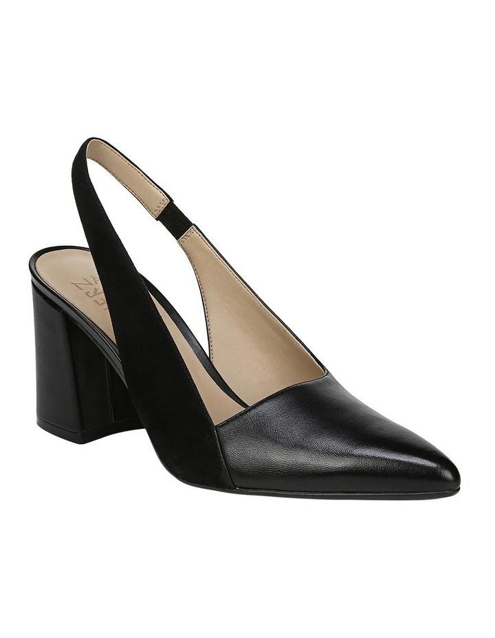 Hannie Black Heeled Shoe image 2