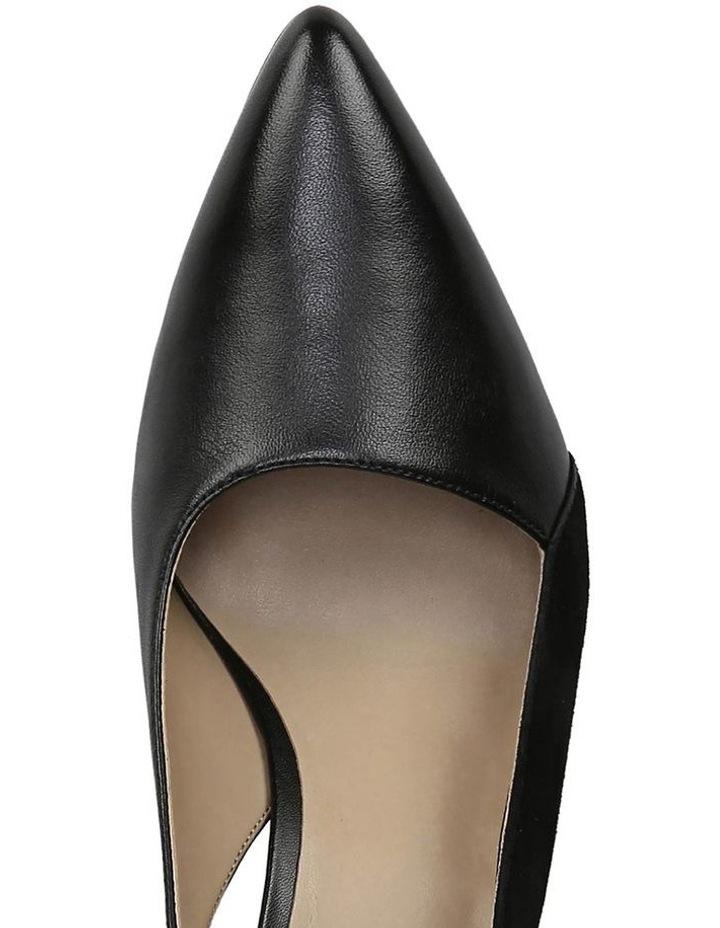 Hannie Black Heeled Shoe image 4