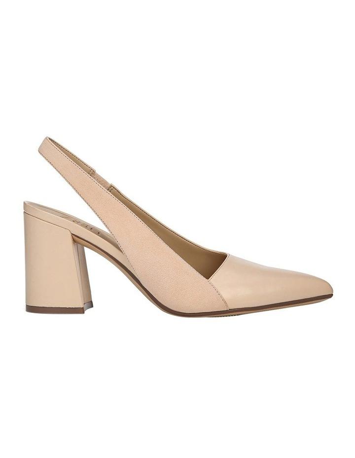 Hannie Soft Nude Heeled Shoe image 1