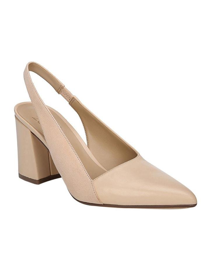 Hannie Soft Nude Heeled Shoe image 2