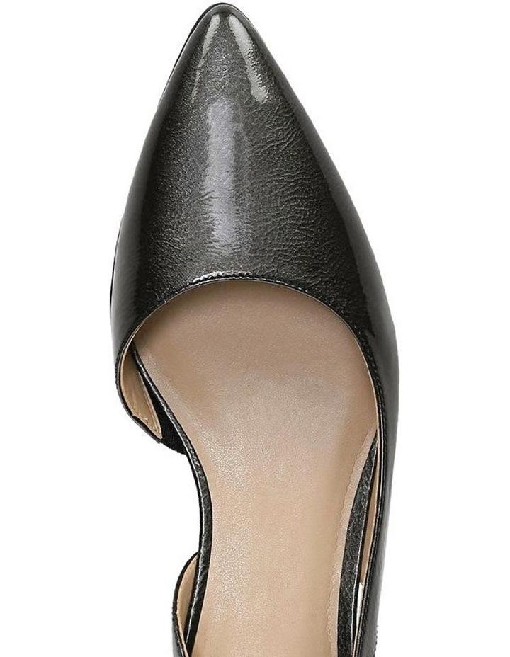 Banks Gunmetal Heeled Shoes image 4