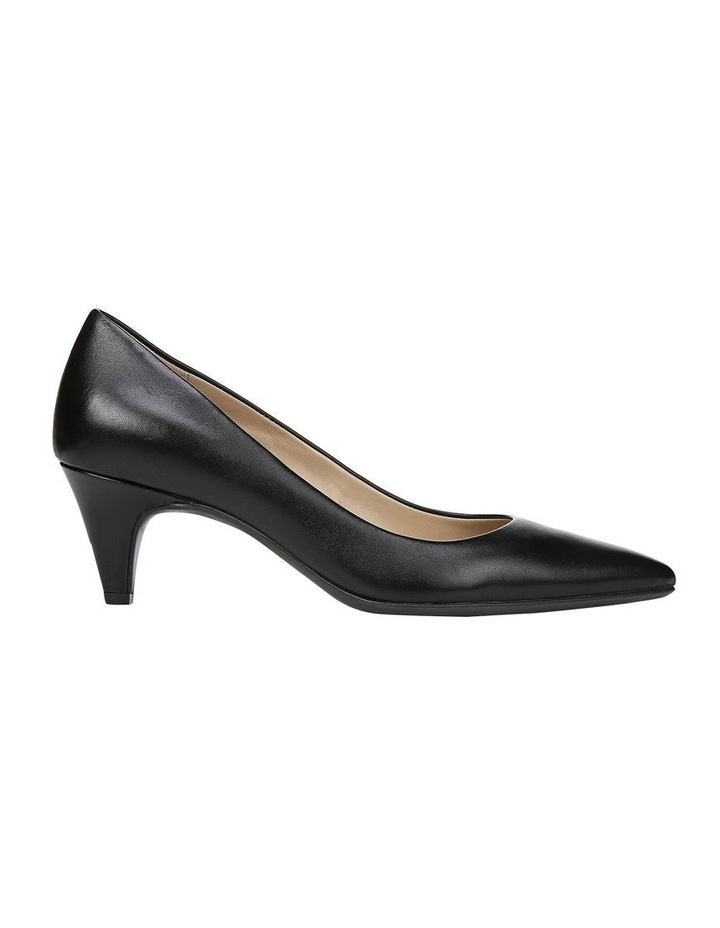 Beverly Heeled Shoe Black image 1