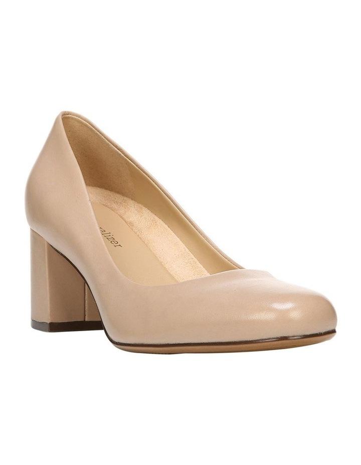 Whitney Heeled Shoe Tender Taupe image 2