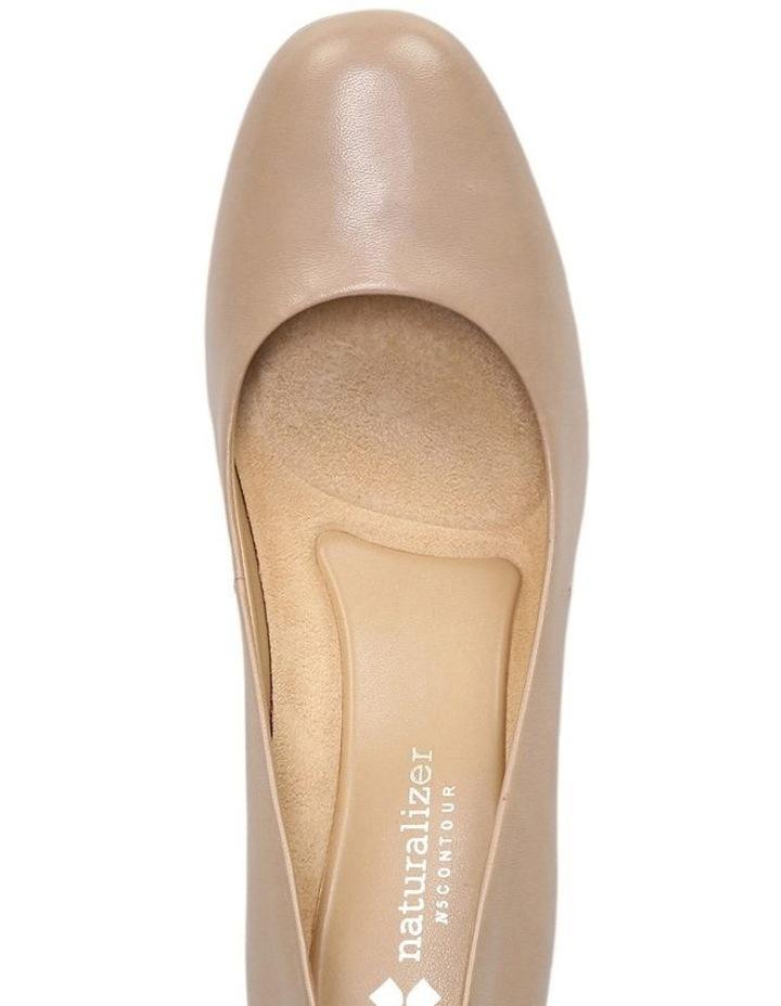 Whitney Heeled Shoe Tender Taupe image 4