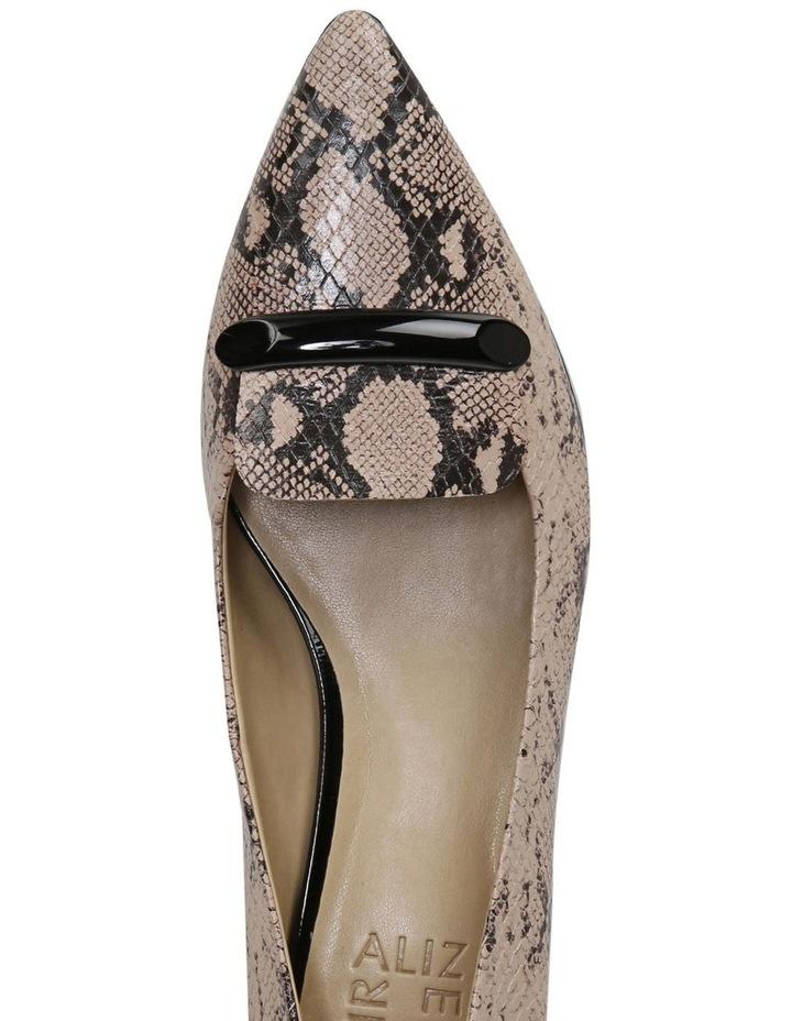 Booker Barely Nude/Snake Dress Shoe image 4