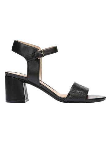 b885682b28a Limited stock. NaturalizerCaitlyn Black Sandal