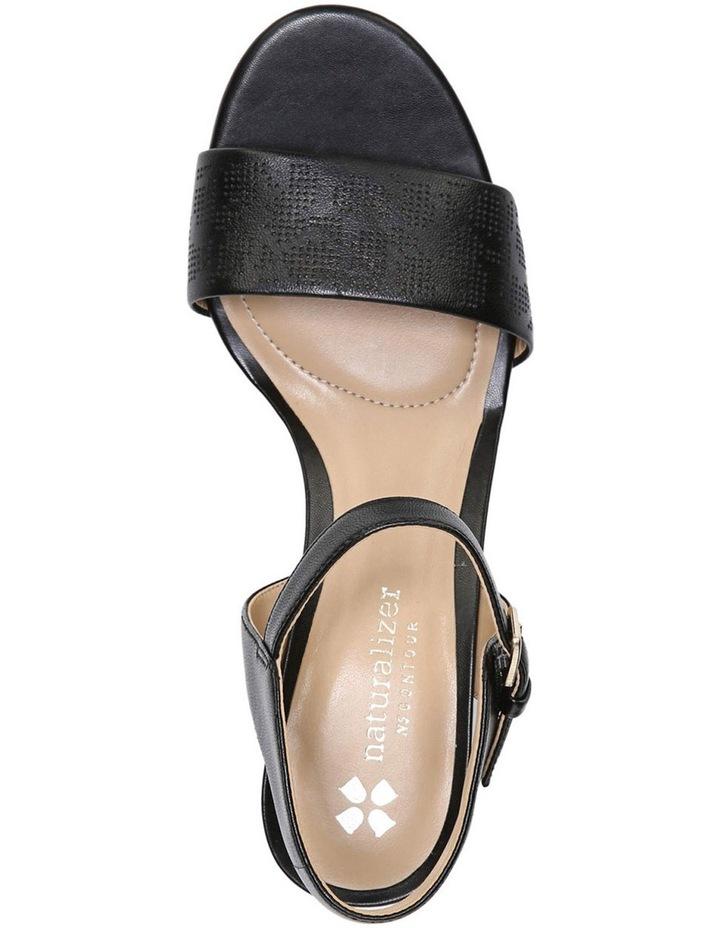 Caitlyn Black Sandal image 4