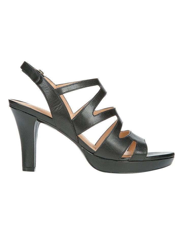 Pressley Black Sandal image 1