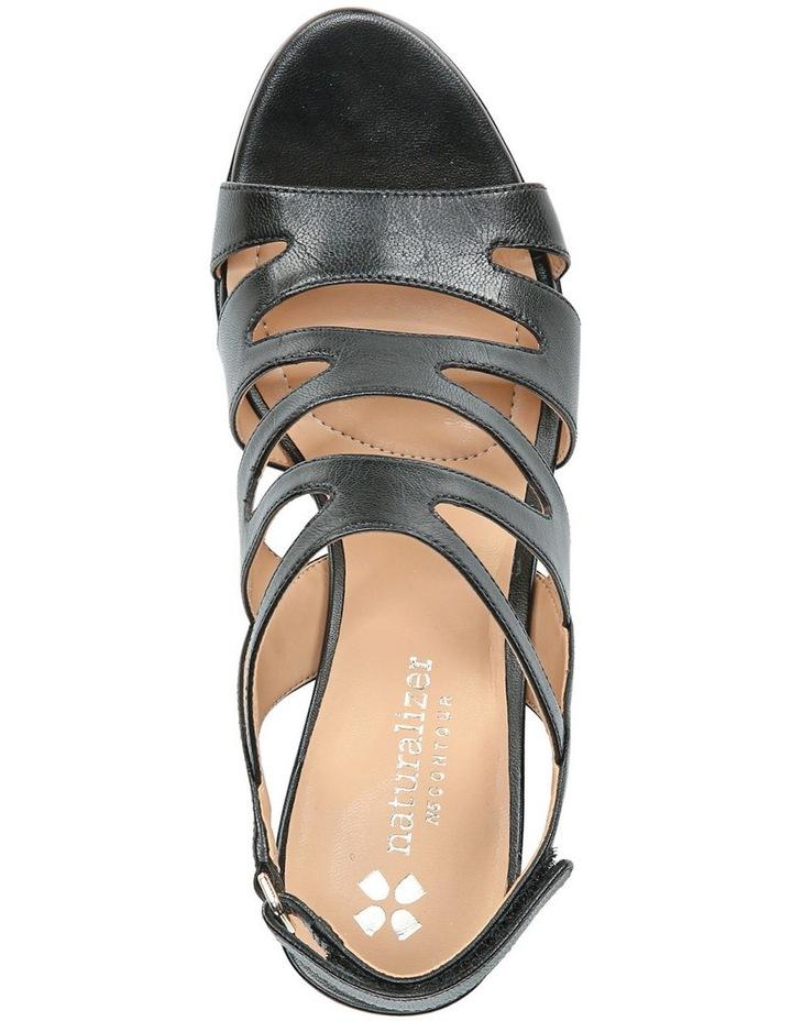 Pressley Black Sandal image 4