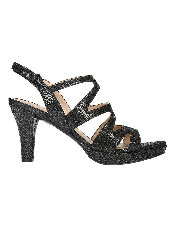 Pressley Black Pebble Sandal image 1