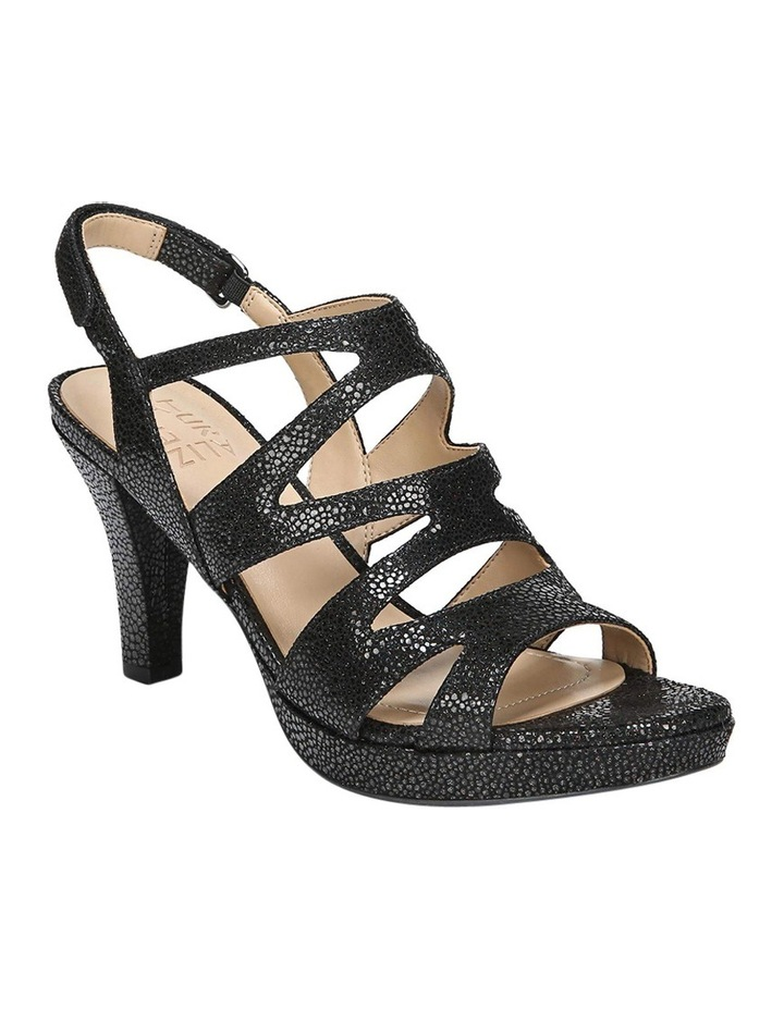 Pressley Black Pebble Sandal image 2