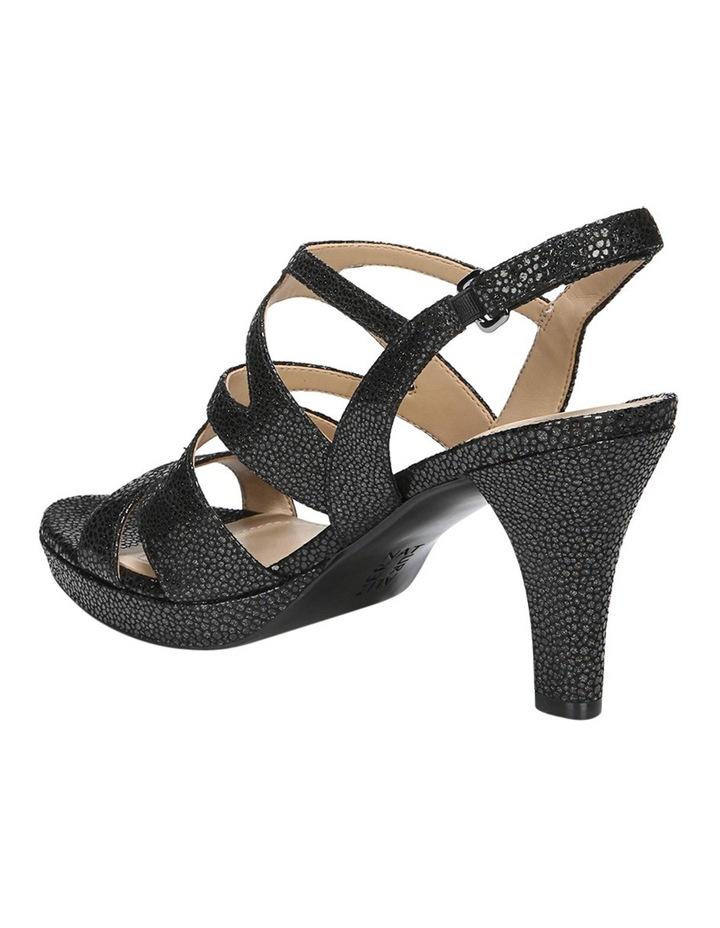 Pressley Black Pebble Sandal image 3