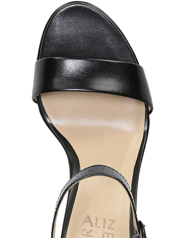 Kinsley Black Sandal image 4