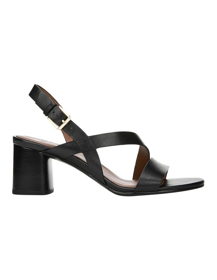 Arianna Black Sandal image 1