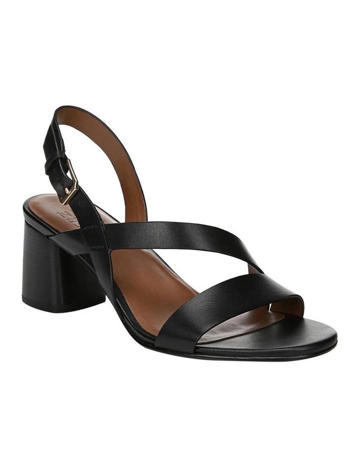 Arianna Black Sandal image 2