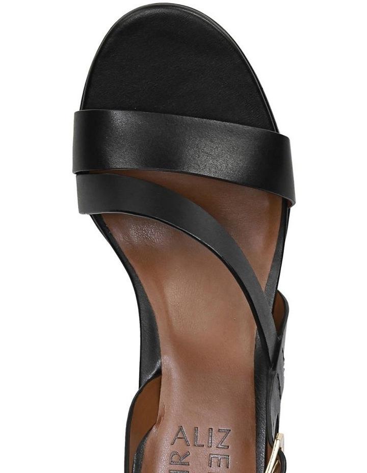 Arianna Black Sandal image 4