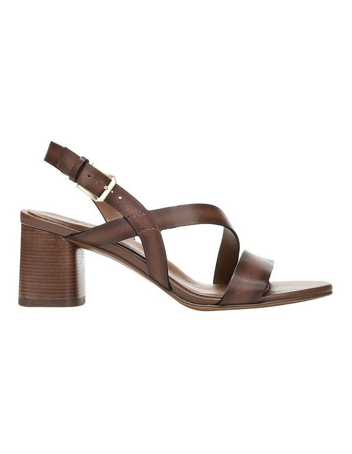 Naturalizer Arianna Lodge Brown Sandal