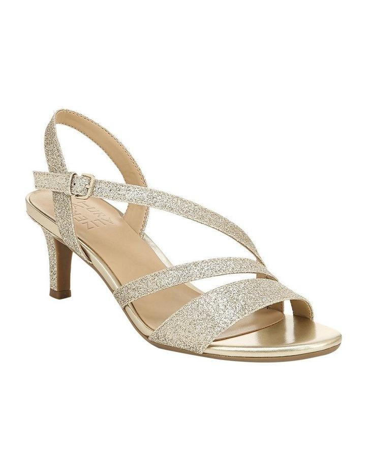 Hanah Gold Glitter Sandal image 2