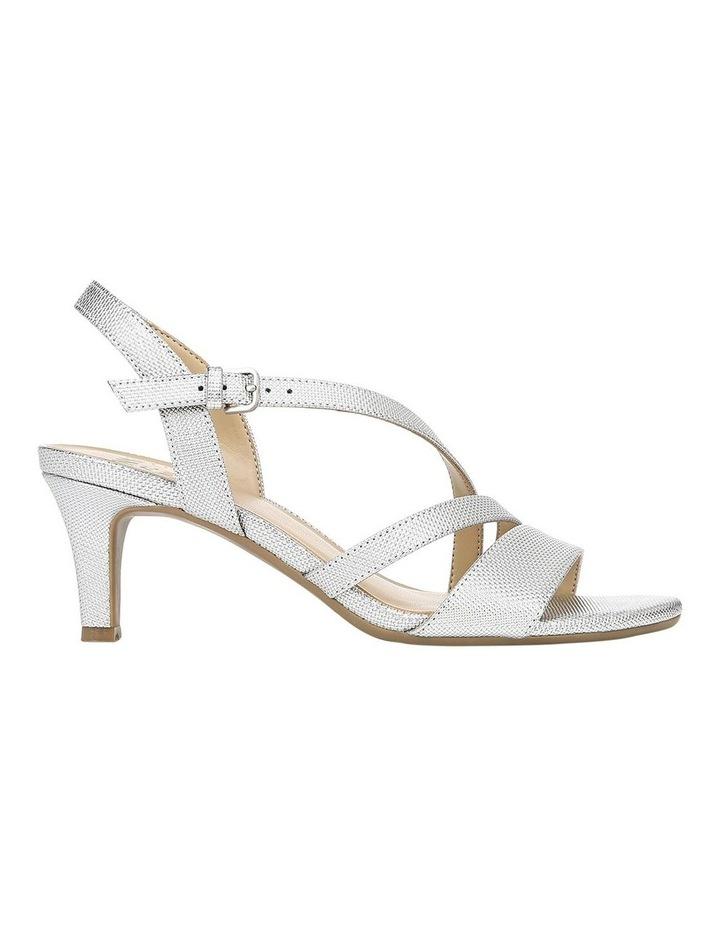 Hanah Silver Glitter Sandal image 1