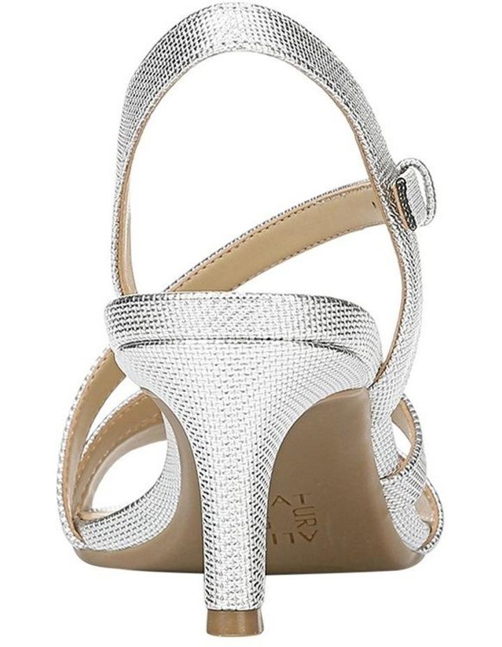 Hanah Silver Glitter Sandal image 3