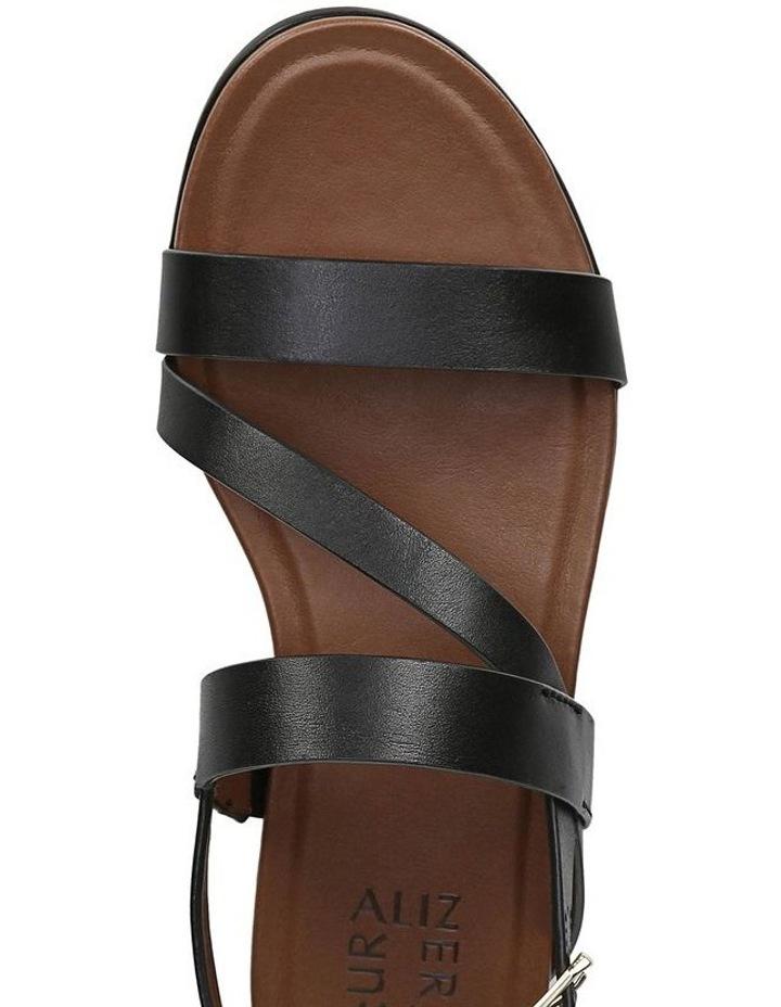 Tru Black Sandal image 4
