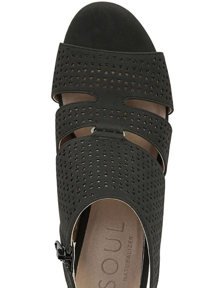 Dez Black Sandal image 4