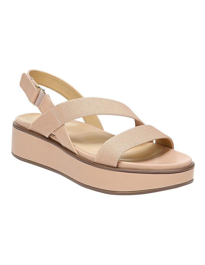 Charlize 2 Vintage Mauve Wedge Sandal image 2