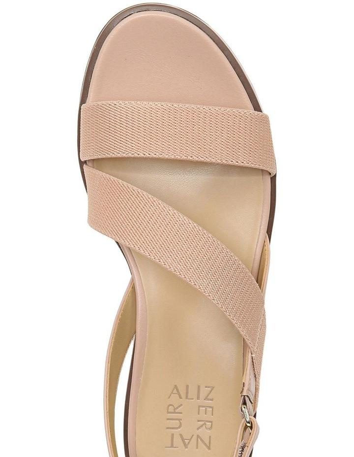 Charlize 2 Vintage Mauve Wedge Sandal image 4