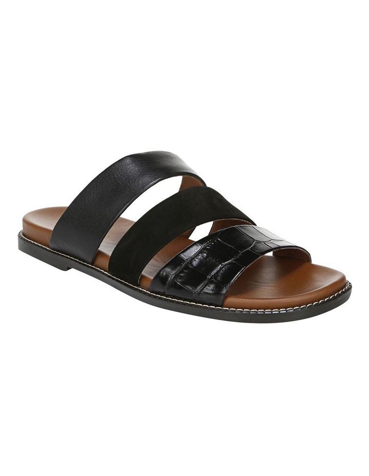 Kellie Black Sandal image 2