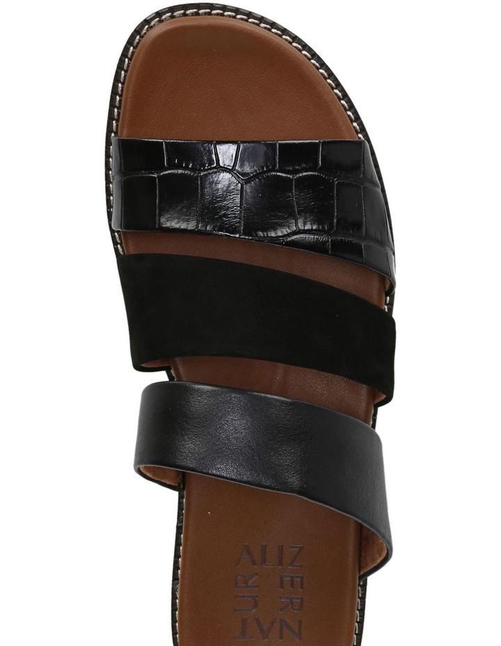 Kellie Black Sandal image 4