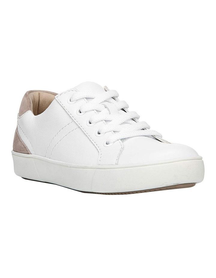 Morrison White/Grey Sneaker image 2