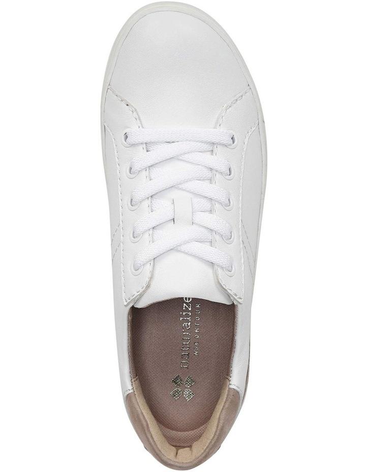 Morrison White/Grey Sneaker image 4