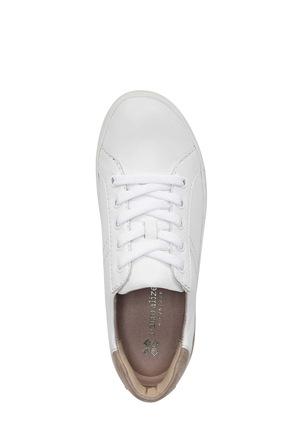 Naturalizer - Morrison White/Grey Sneaker