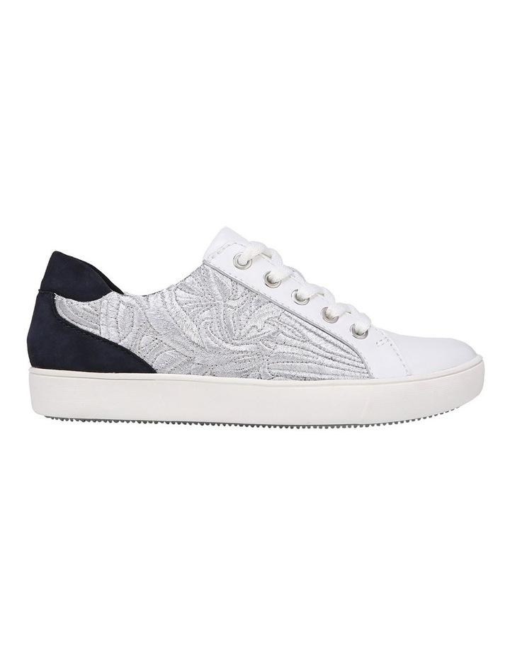 Morrison 4 White/Silver Sneaker image 1