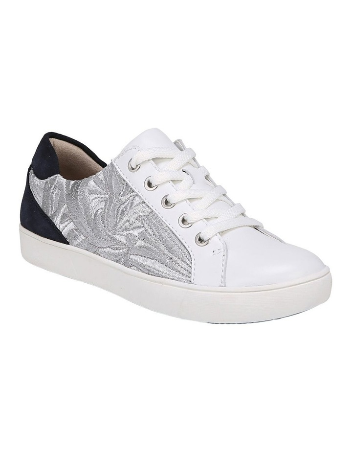 Morrison 4 White/Silver Sneaker image 2