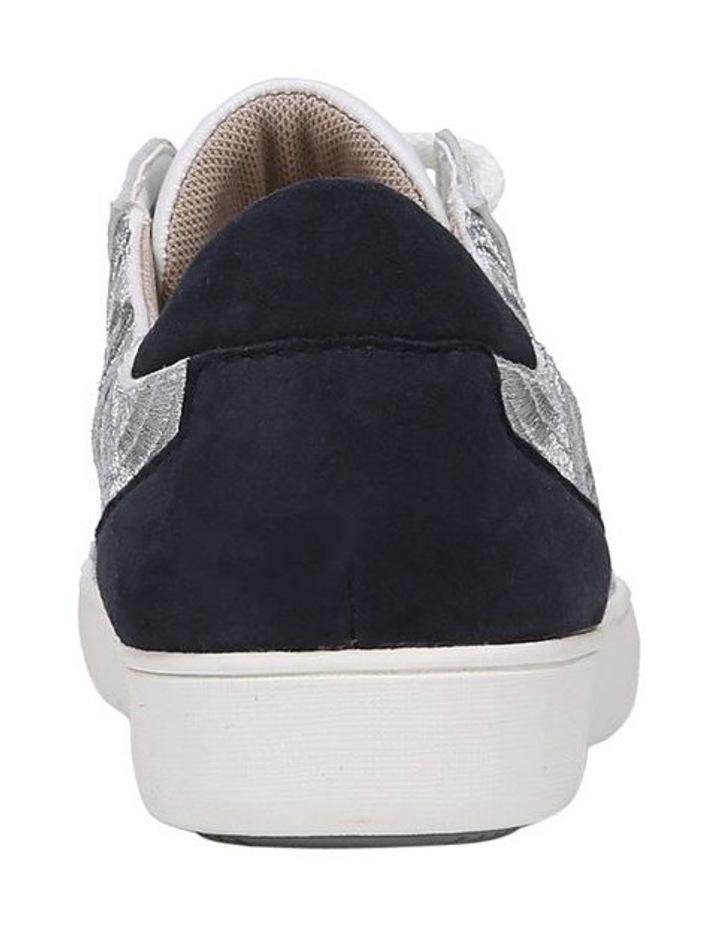 Morrison 4 White/Silver Sneaker image 3