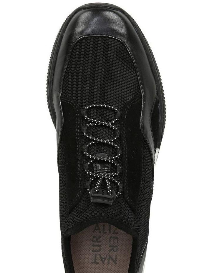 Unison Black Sneaker image 4
