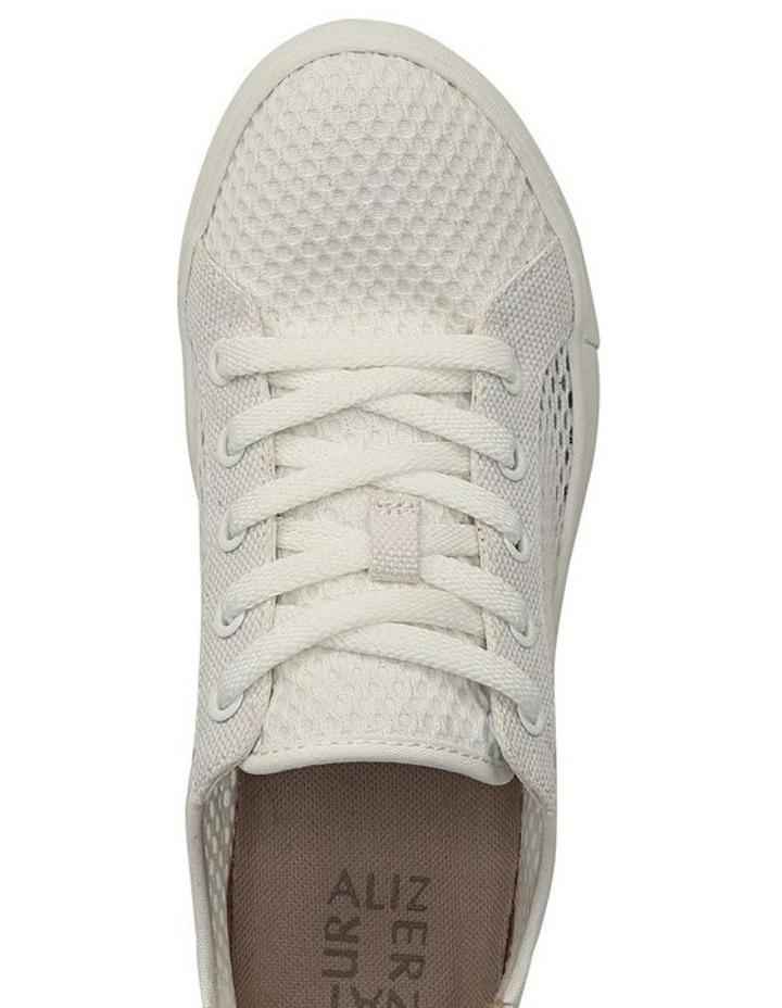 Morrison 3 Sneaker White Mesh image 4