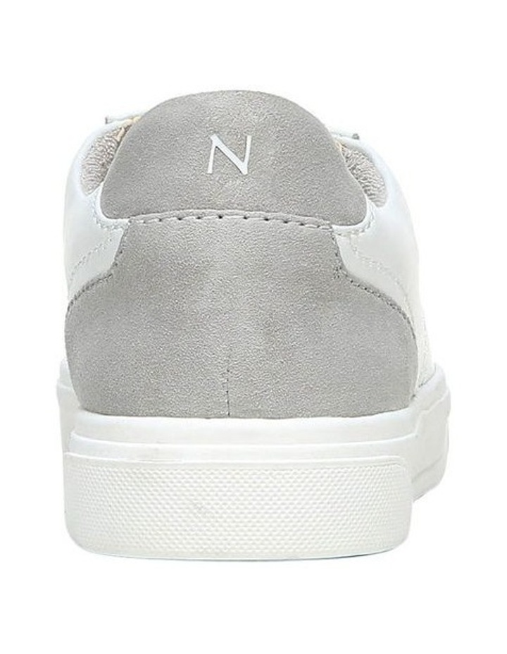 Astara White/Grey Sneaker image 3